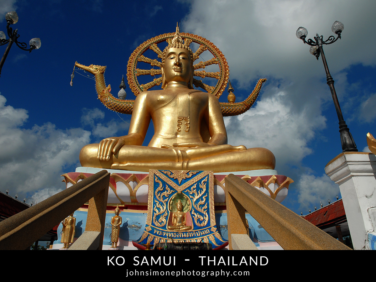 A photo montage by John Simone Photography on Ko Samui, Thailand