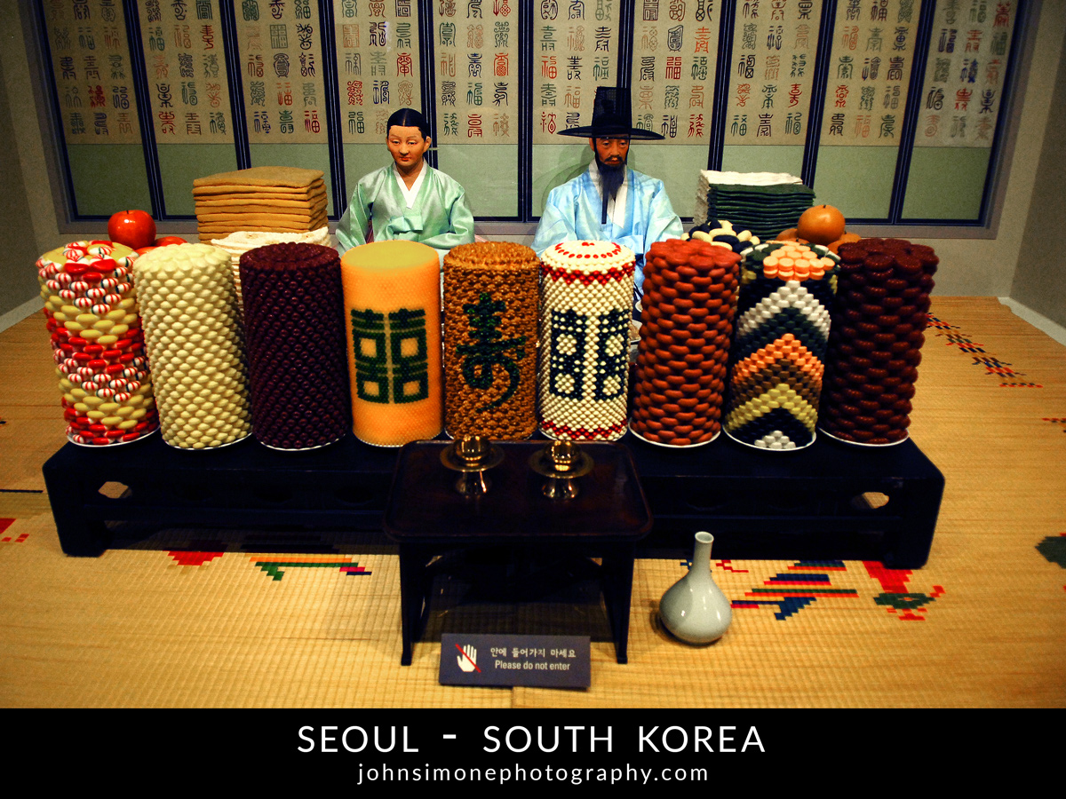 A photo montage by John Simone Photography on Seoul, South kOREA