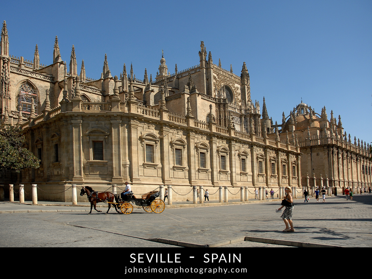 A photo-essay by John Simone Photography on Seville, Spain