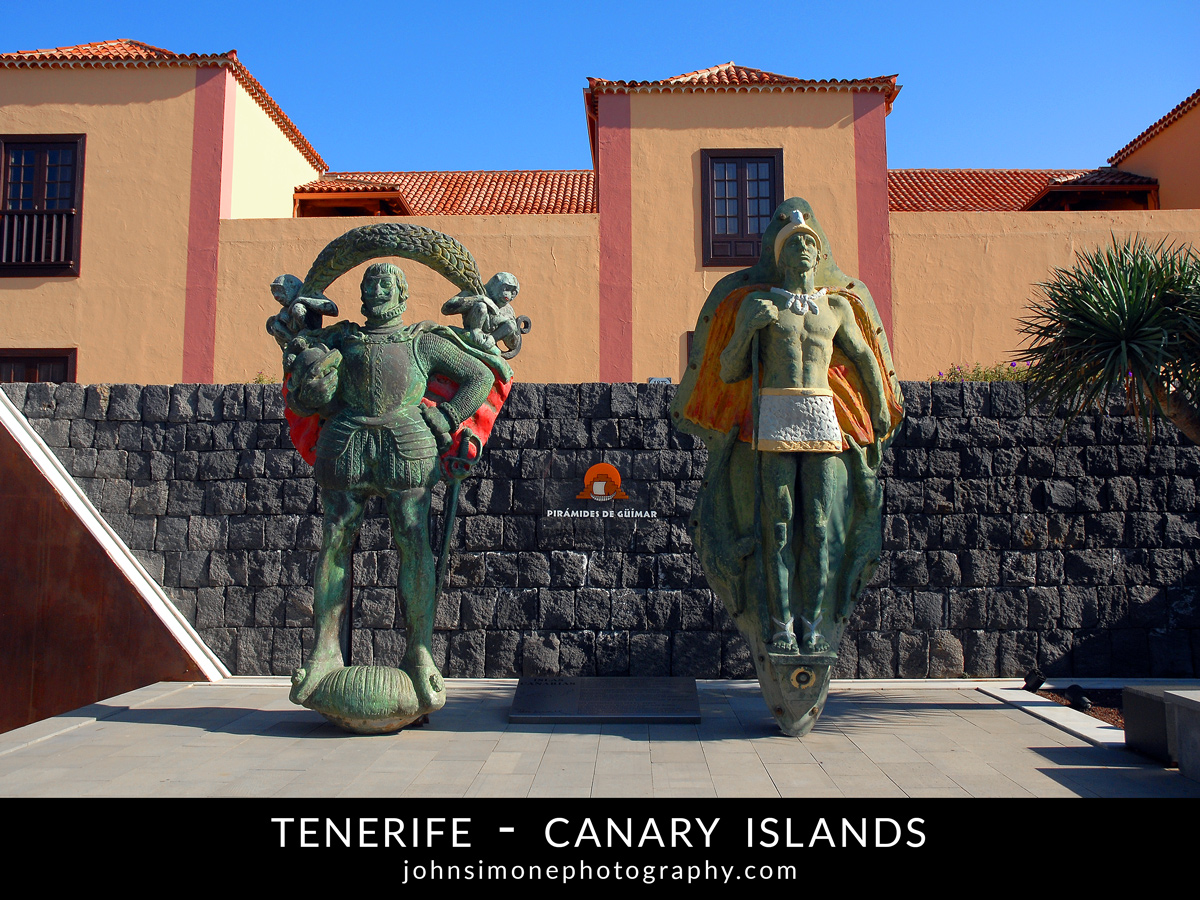 A photo montage by John Simone Photography on Tenerife, Canary Islands